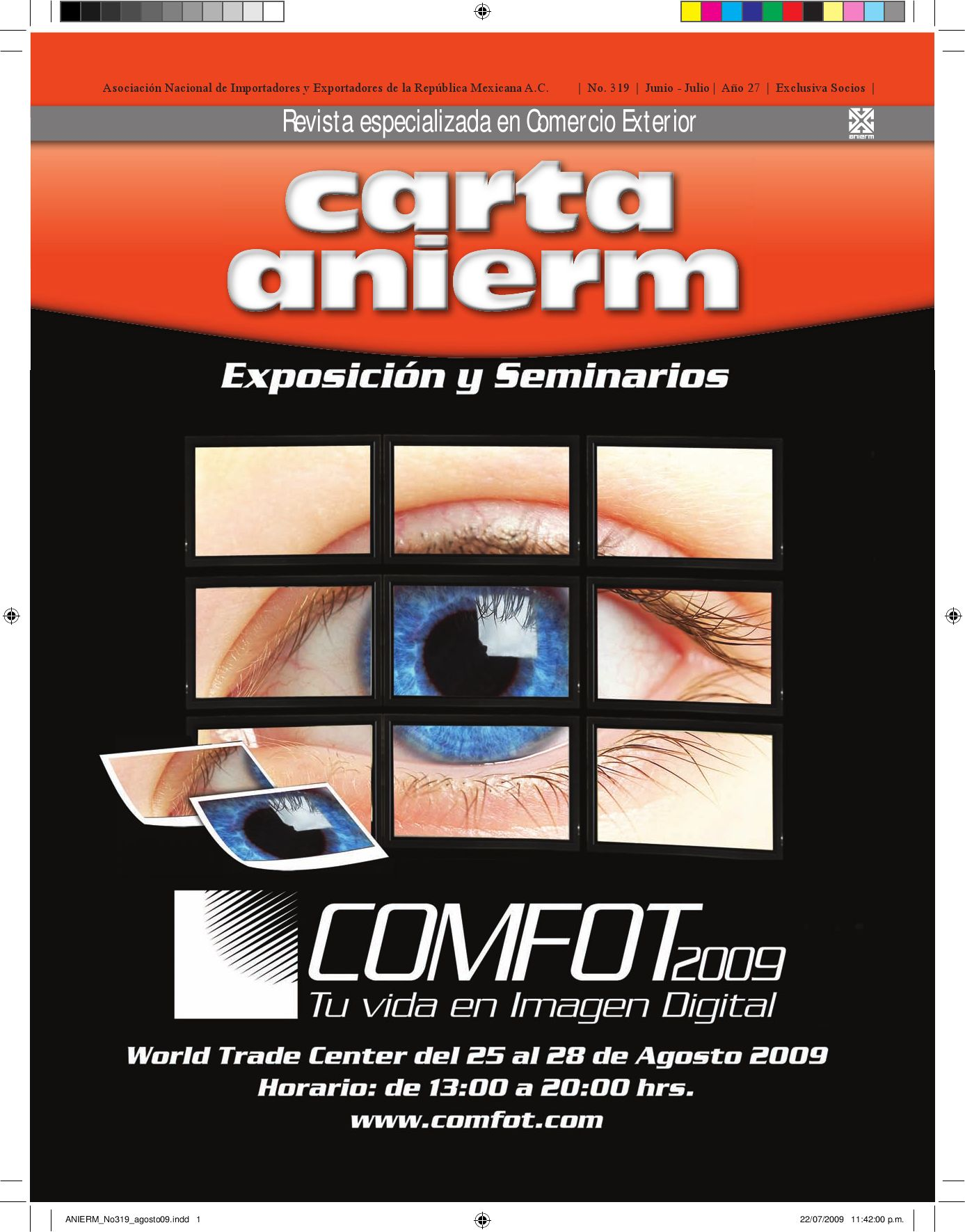 Carta ANIERM by Asociacion Nacional Importadores y ... - photo#22