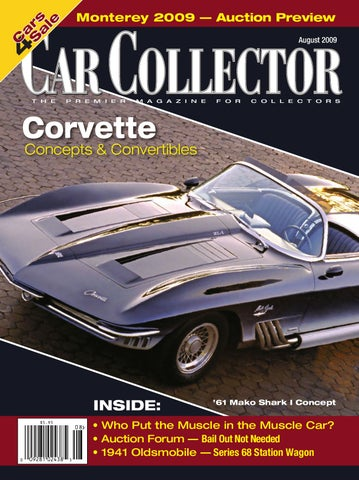 car collector august 09 by car collector magazine issuuBody Wiring Diagram For 1937 Cadillac 60 La Salle 50 Pontiac 6 And 8 Sport And Business Coupes #12