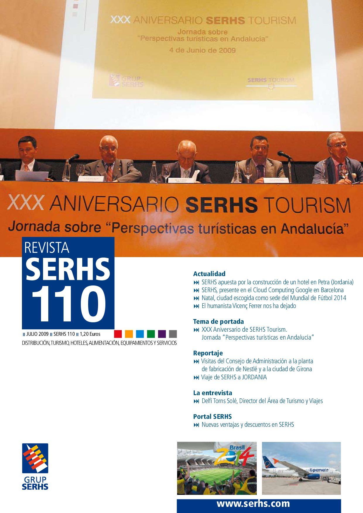 Revista Serhs 110 ESP by Migjornser - issuu