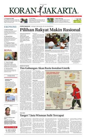 EDISI 408 - 29 JULI 2009 by PT. Berita Nusantara - issuu 70add07f67