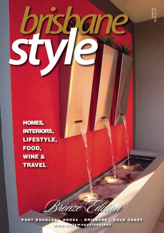 Brisbane STYLE 2009 By STYLE Living   Issuu