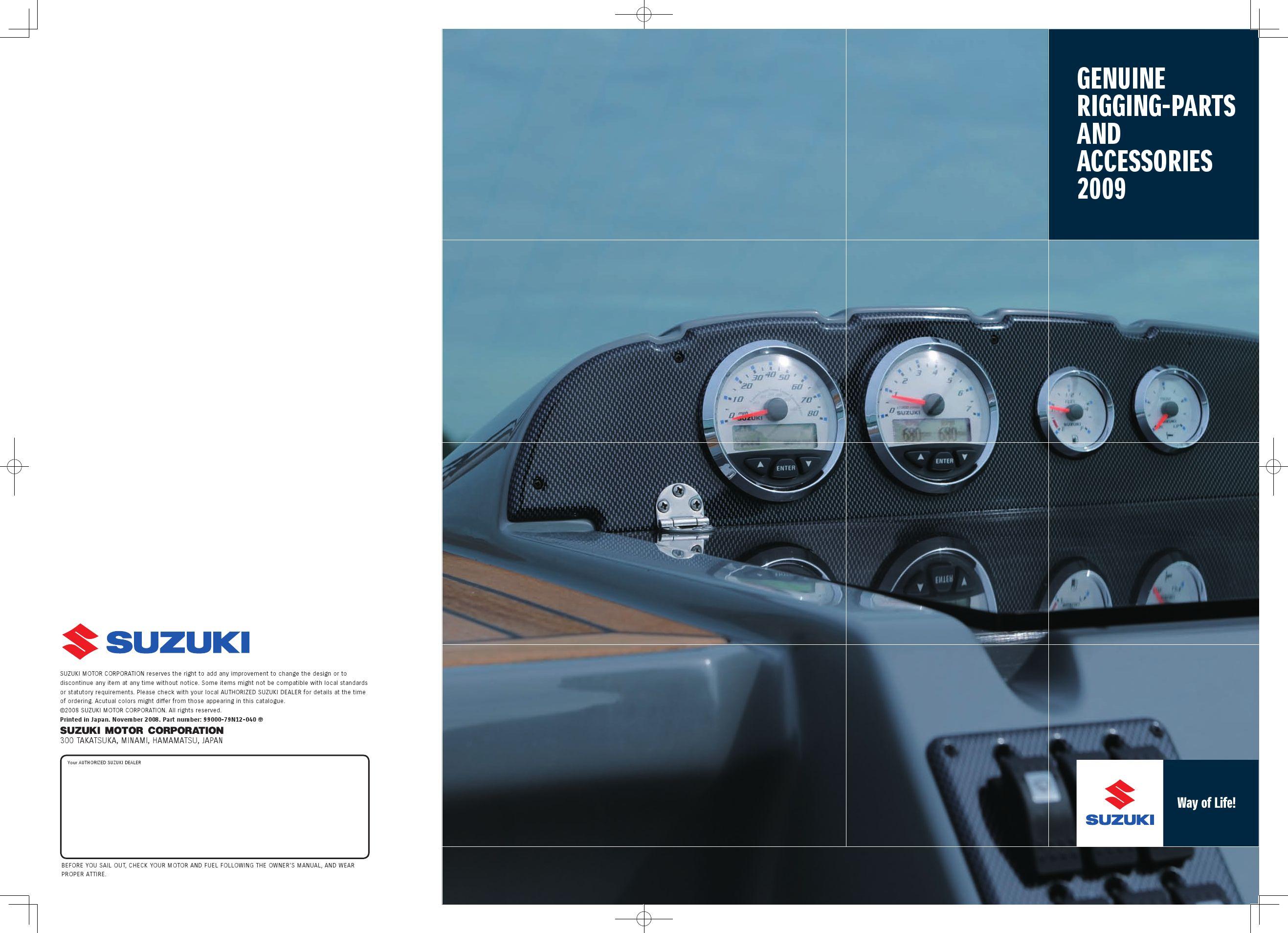 PART NUMBER 09204-02001 GENUINE SUZUKI OUTBOARD MOTOR PROPELLER SPLIT PIN