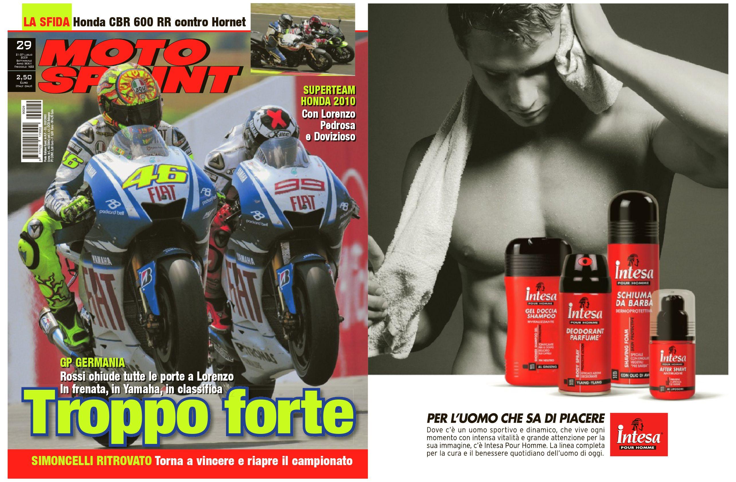 MotoSprint 29 by Divisione Multimedia Sport Network SRL - issuu ab158b594bb1
