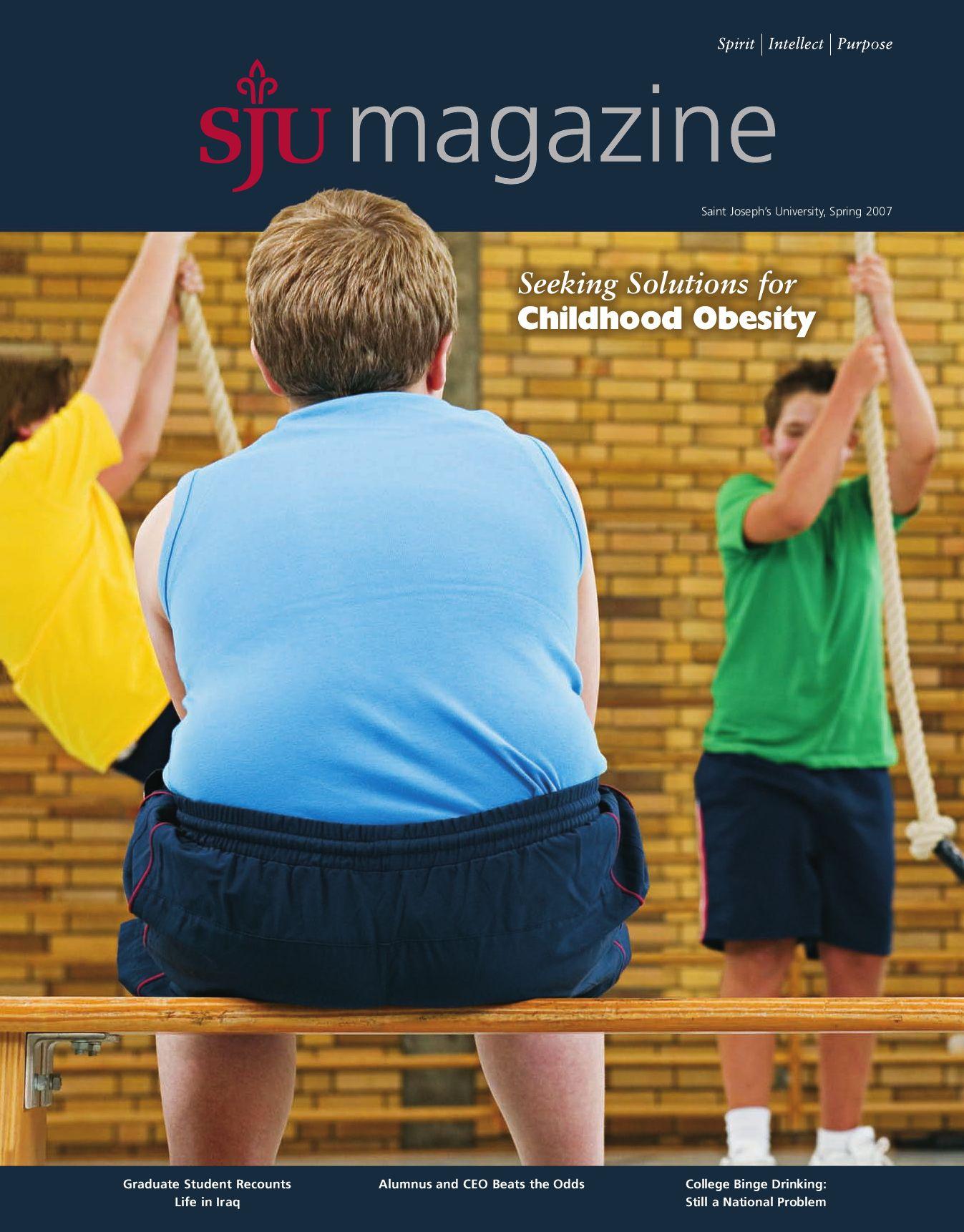 332e7908f0 SJU Magazine - Spring 2007 by Saint Joseph s University - Issuu