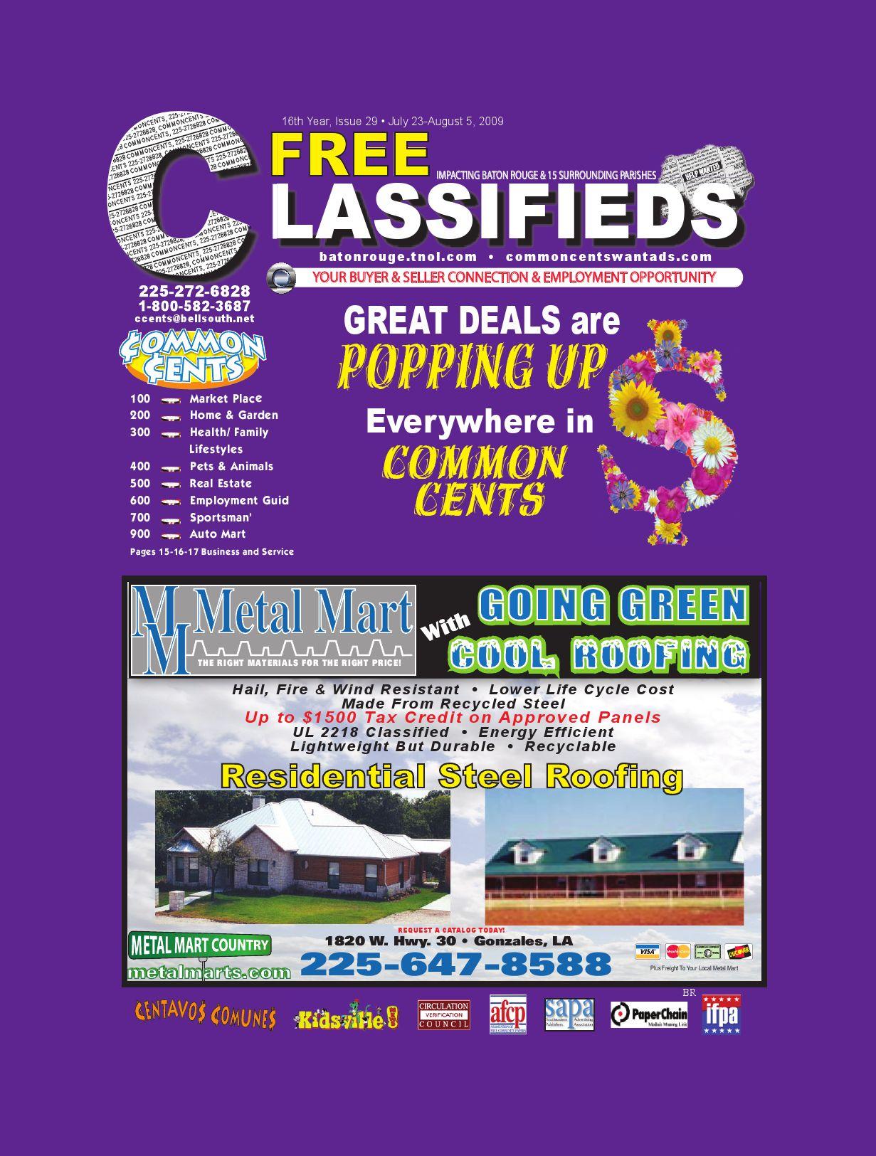 7 30 By Common Cents Magazine Issuu 12v 24v Dc Circuit Tester Voltage Light Test For Car Truck Bike Ebay