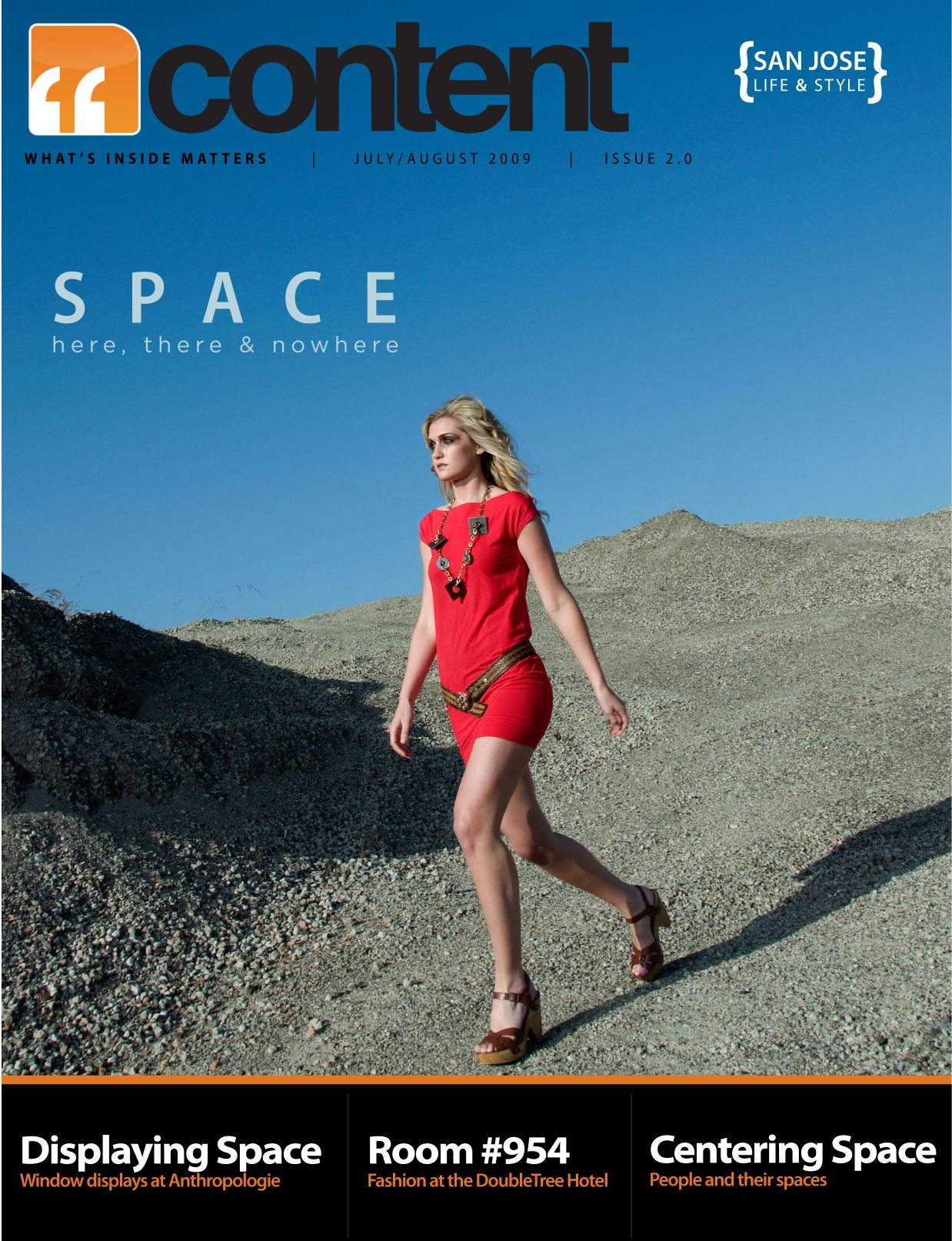 Issue 1.2 SPACE by Content Magazine - issuu