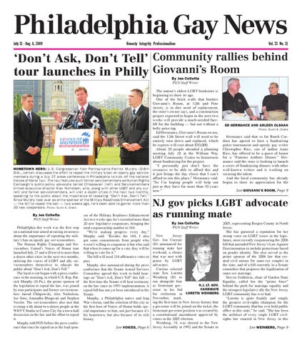 2009 philadelphia gay