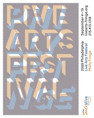 2009 Live Arts Festival Philly Fringe Guide By Fringearts Issuu