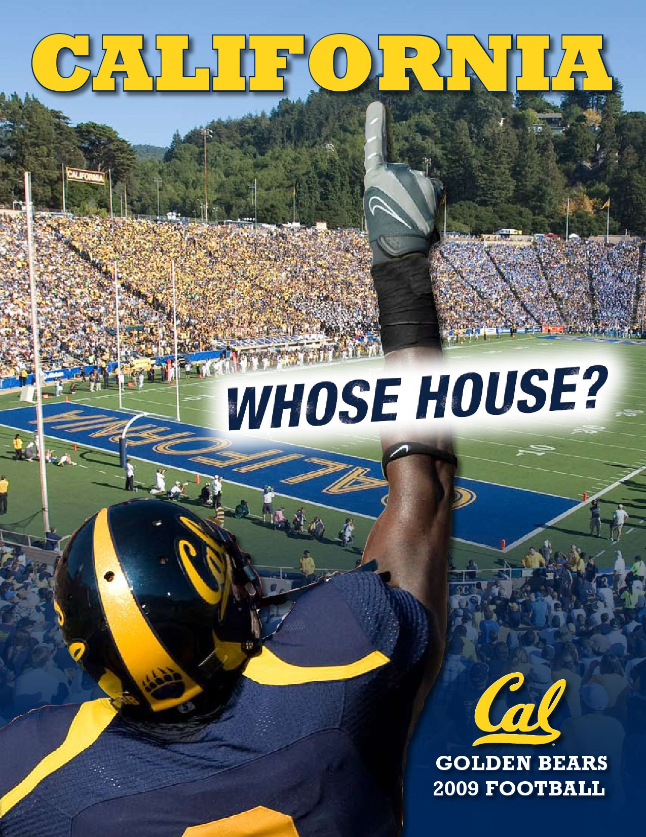 2009 California Football Information Guide by Cal Media Relations ...