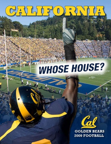 b40cc4874aa 2009 California Football Information Guide by Cal Media Relations ...