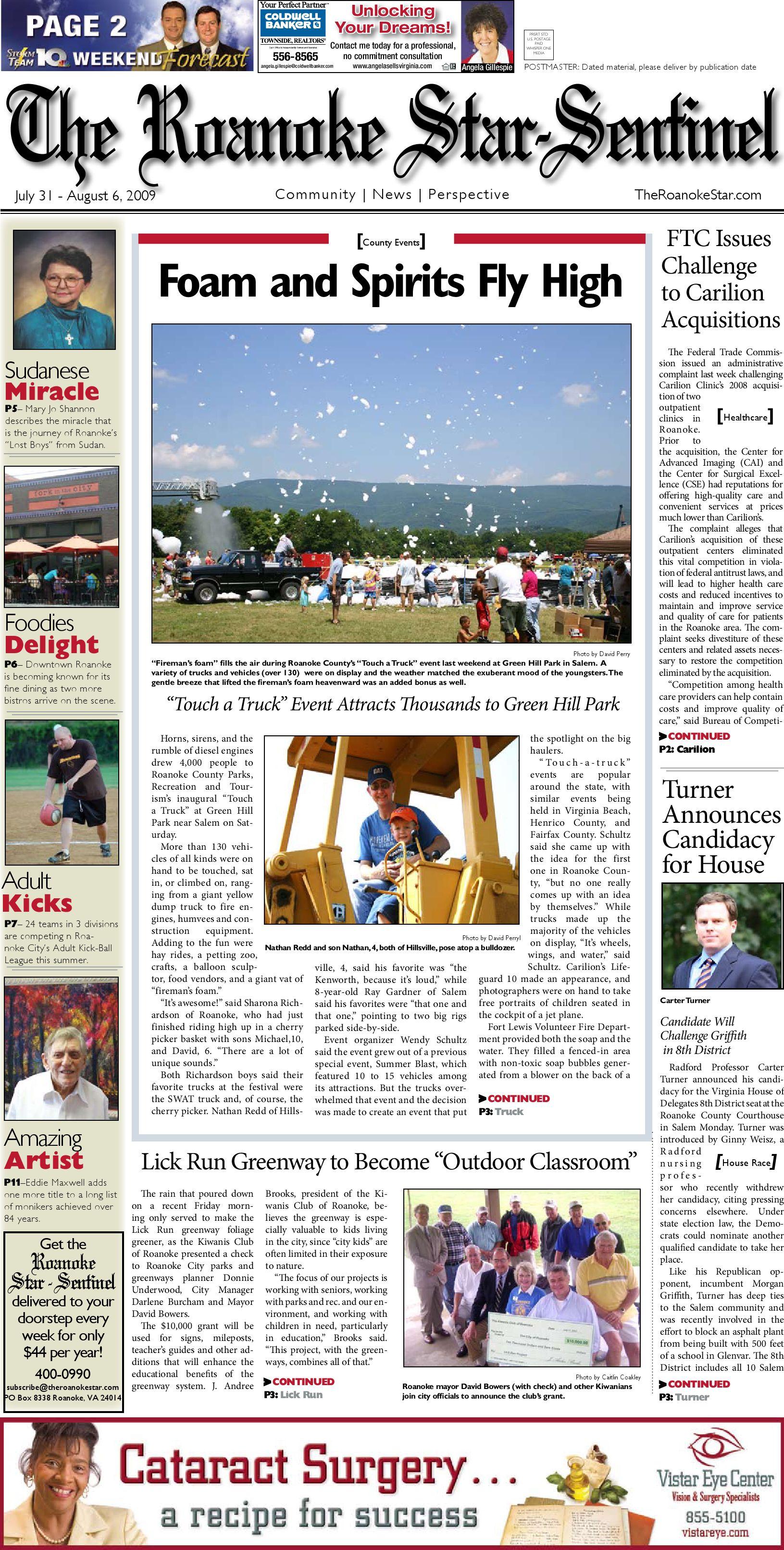 The Roanoke Star-Sentinel