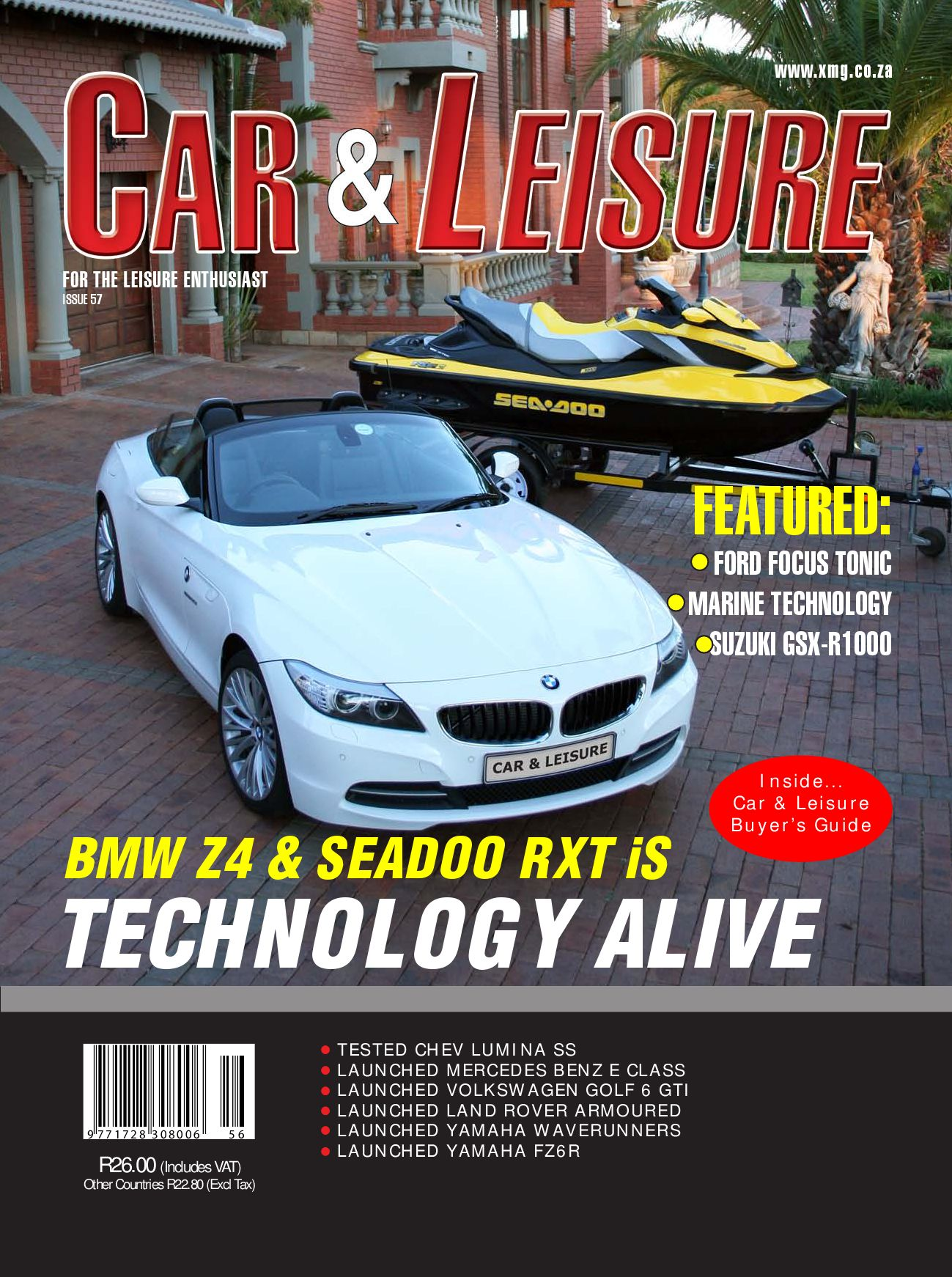 Car and Leisure Issue 57 by Car & Leisure - issuu