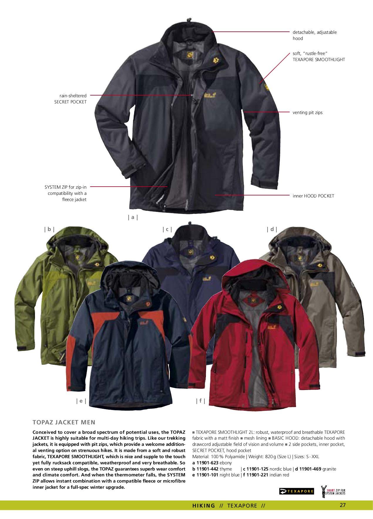 Jack Wolfskin Catalogue Winter 2009 by jeremie heriaud issuu