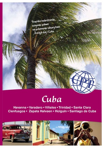 11 Cuba By Check Point Travel Issuu