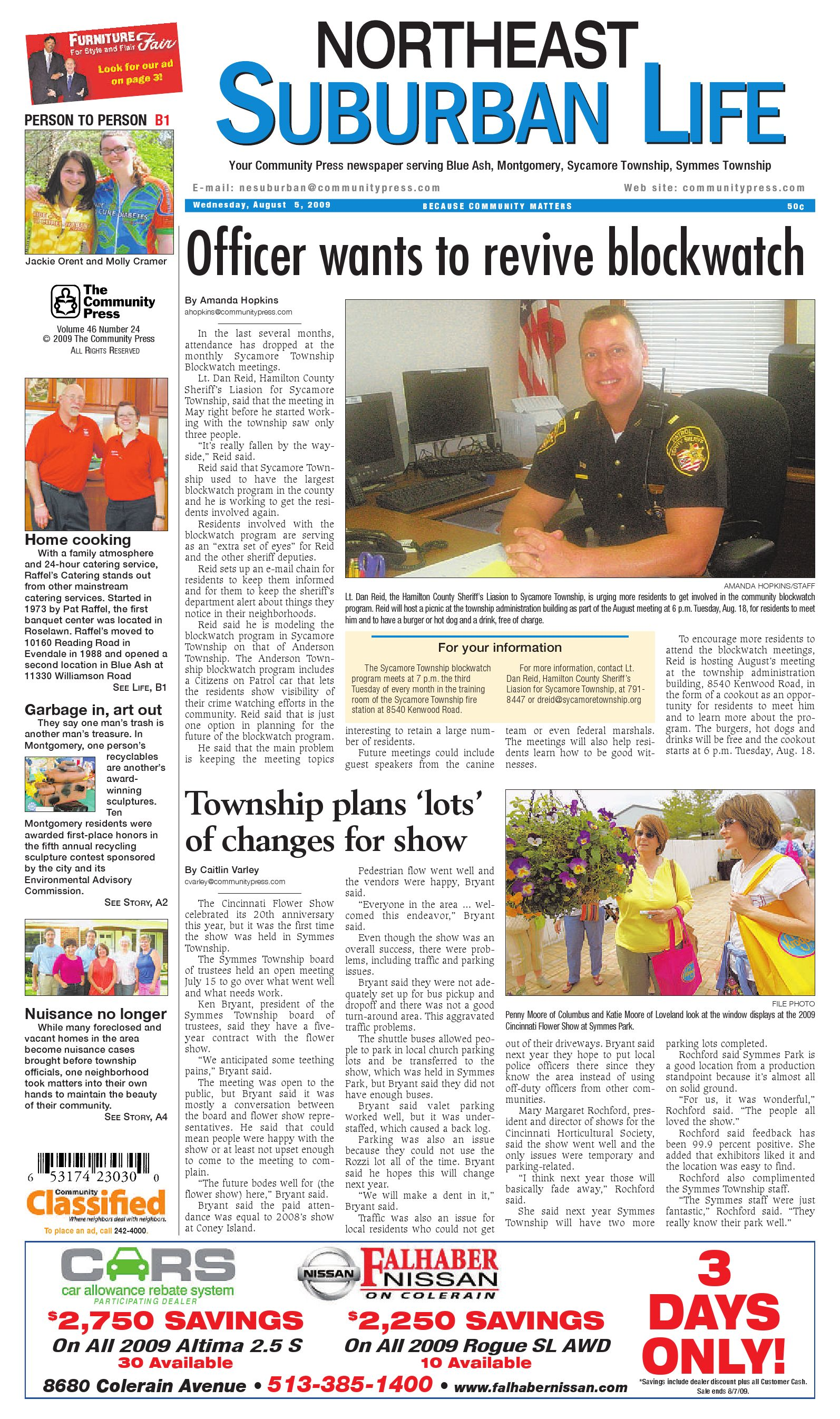 northeast-suburban-life-080509 by Enquirer Media - issuu