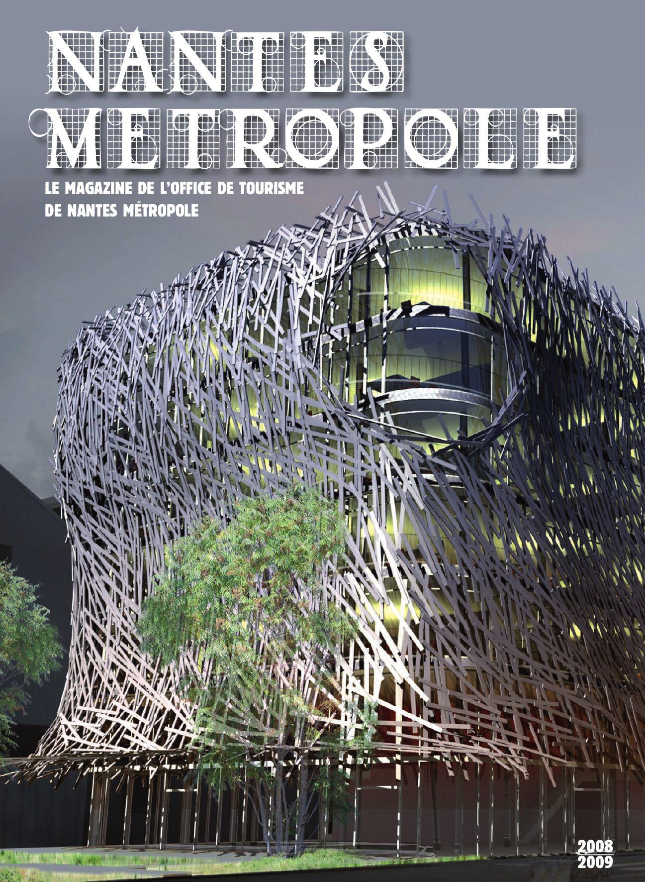 NANTES METROPOLE 2008 by Les éditions du Privil¨ge issuu