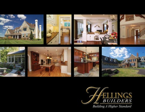 Hellings Builders By Builder Marketing Design Inc Issuu