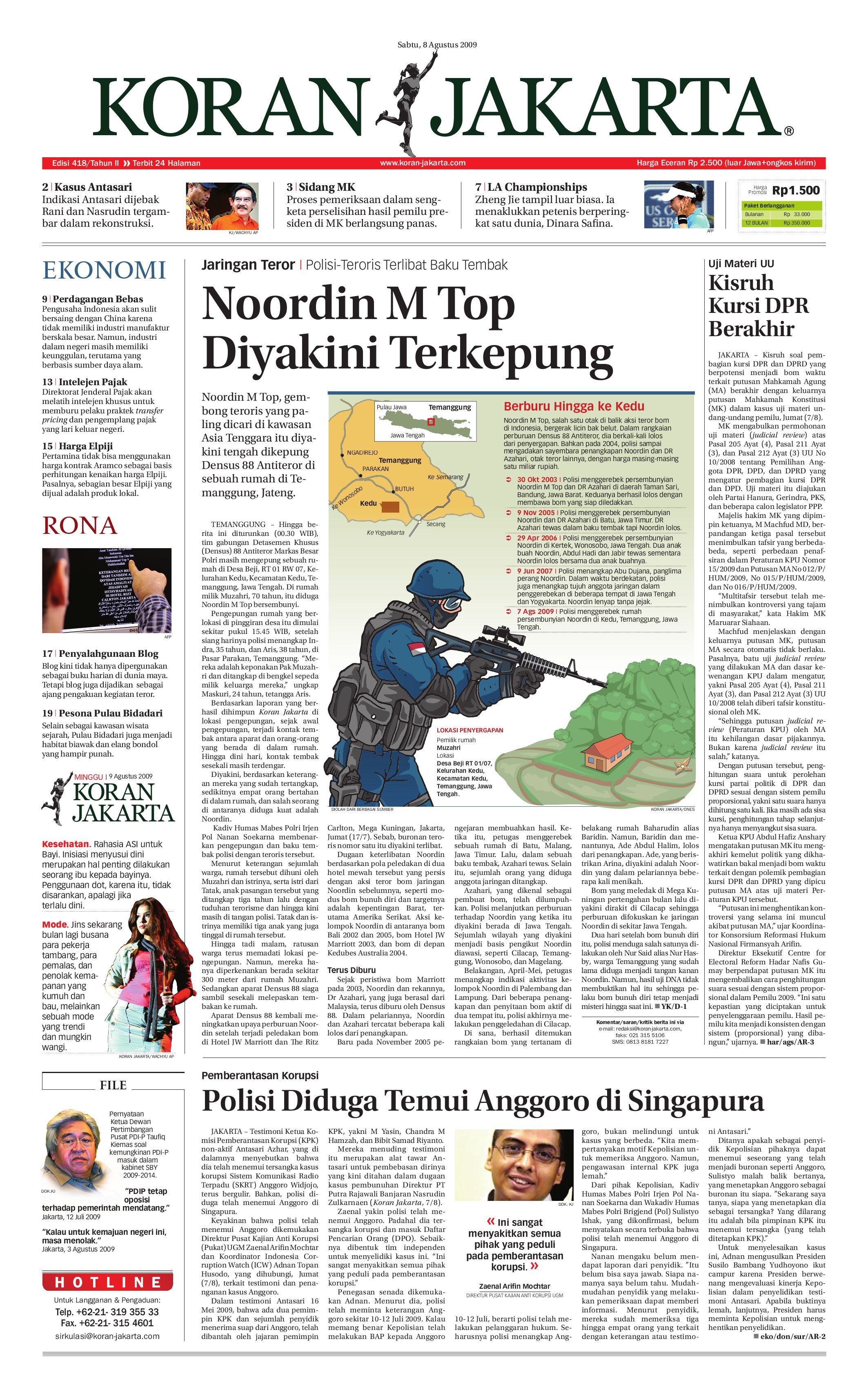 Edisi 418 08 Agustus 2009 By Pt Berita Nusantara Issuu Produk Ukm Bumn Tenun Pagatan Kemeja Pria Biru Kapal