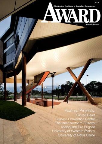 Award Magazine | Volume 2 Number 6 by awardmagazine - issuu