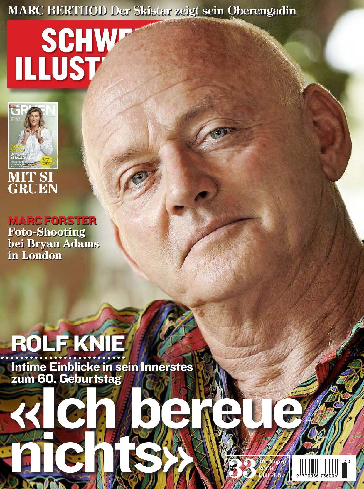 SI_2009_33 by Schweizer Illustrierte - issuu