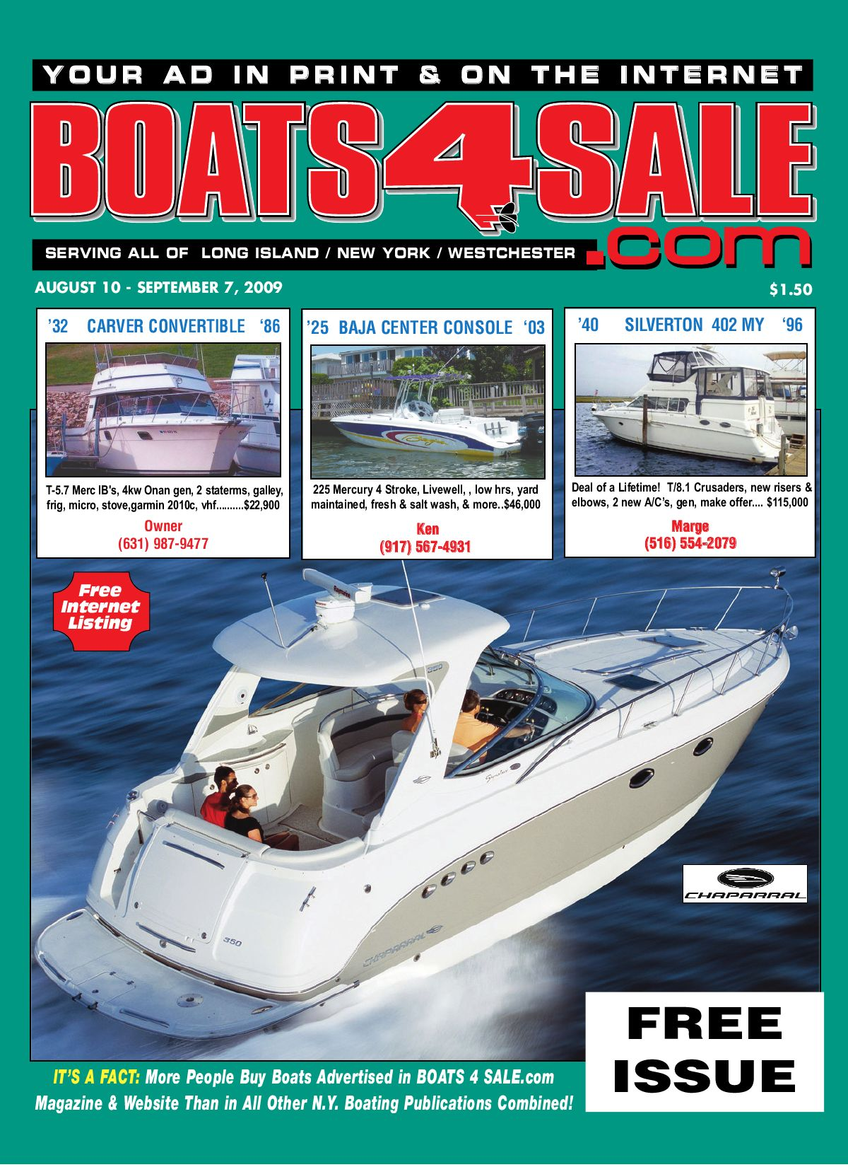 Boats4salecom Aug 10 Sept 6 2009 By Media Issuu 150 Yamaha Etlf Wiring Harness
