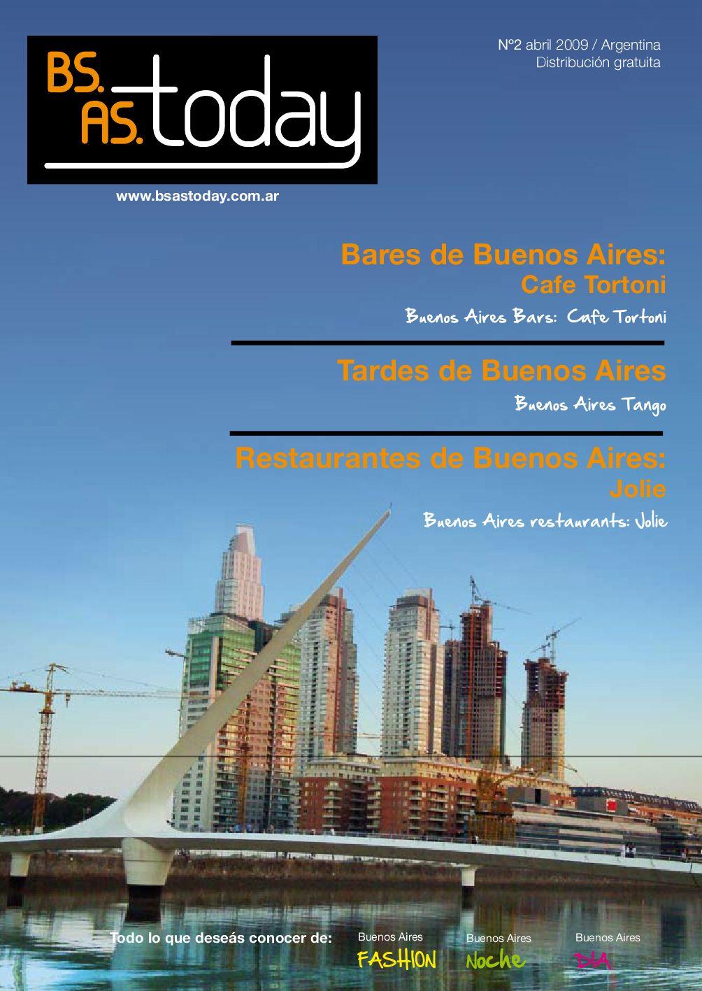 Turística BsAsToday Revista 2 Nro By Issuu 2 sBtoQdhxrC