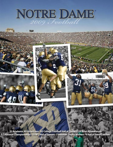 Discount 2009 Notre Dame Football Media Guide by Chris Masters issuu  hot sale