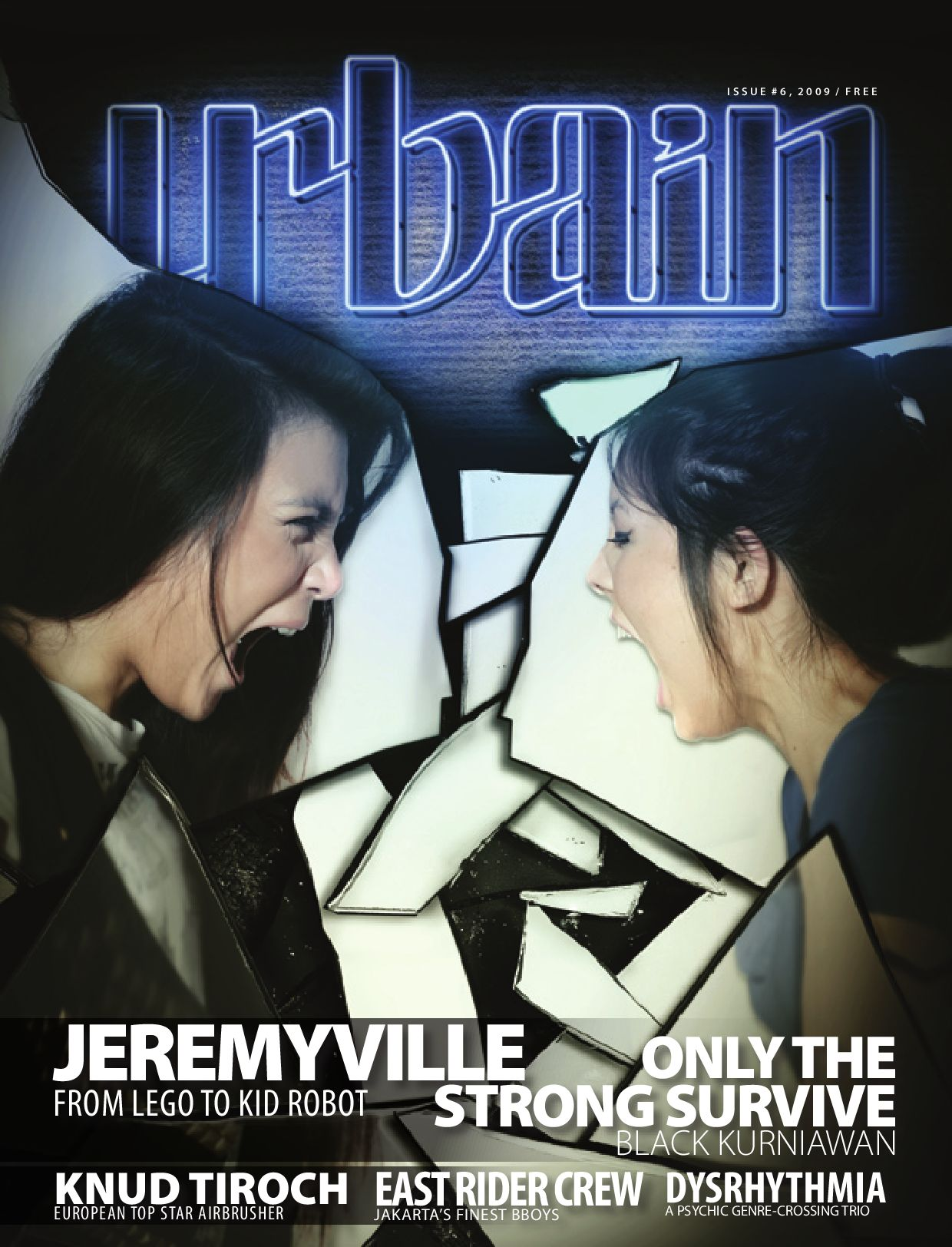 Urbain Issue 6 By Urbain Magazine Issuu