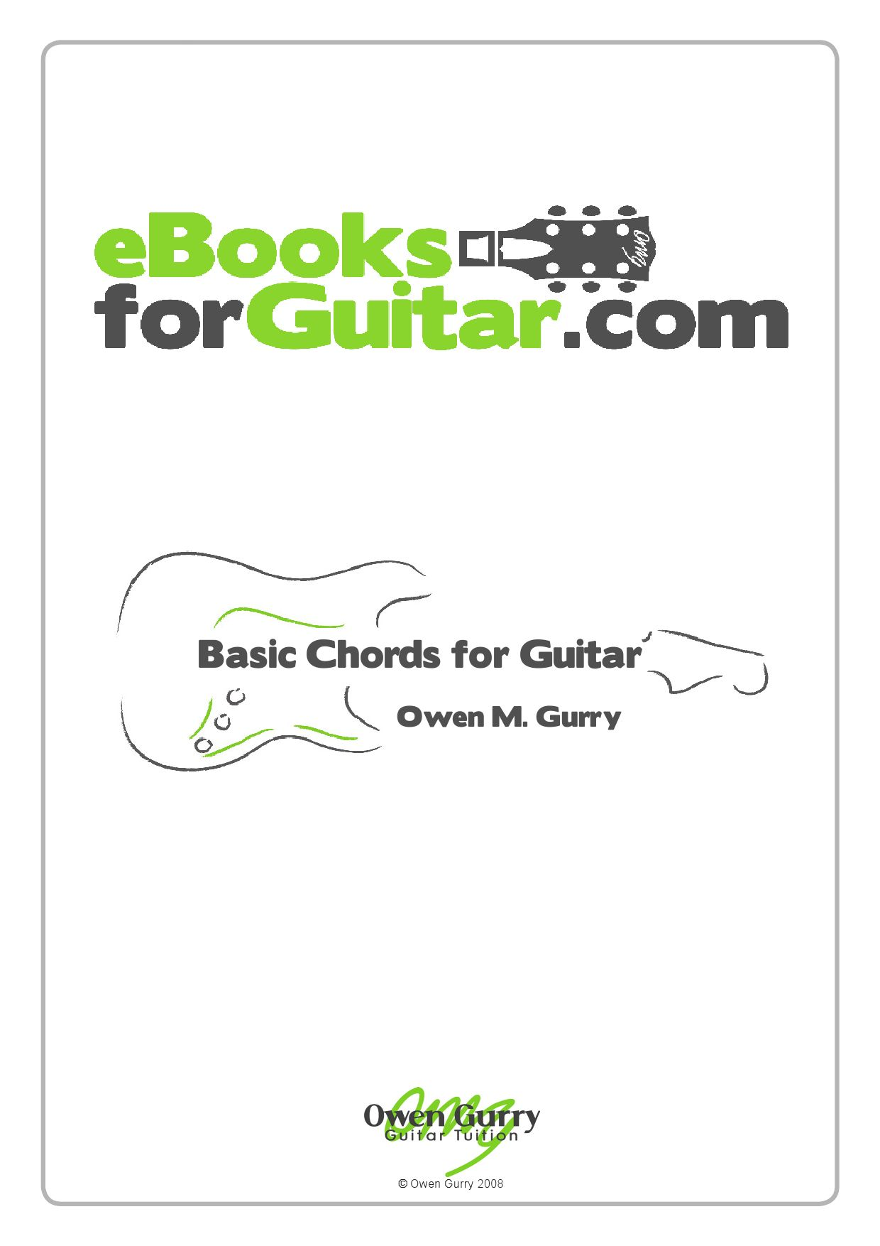 Basic chords for guitar by owen gurry issuu hexwebz Image collections