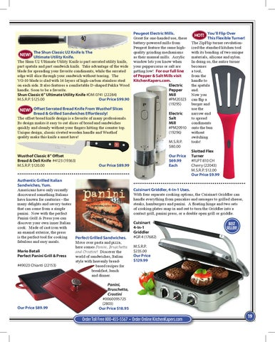 Kitchen Kapers 2008 Catalog By Kitchen Kapers   Issuu