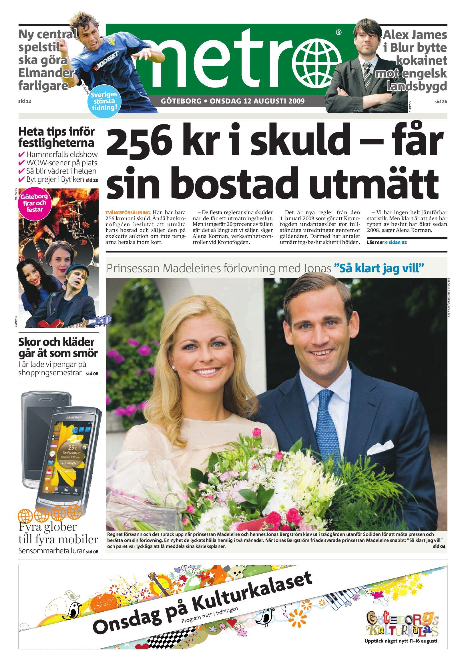 http   www.readmetro.com media archive pdf 20090812 Goteborg by Metro  International - issuu 1be03b0d28dc8