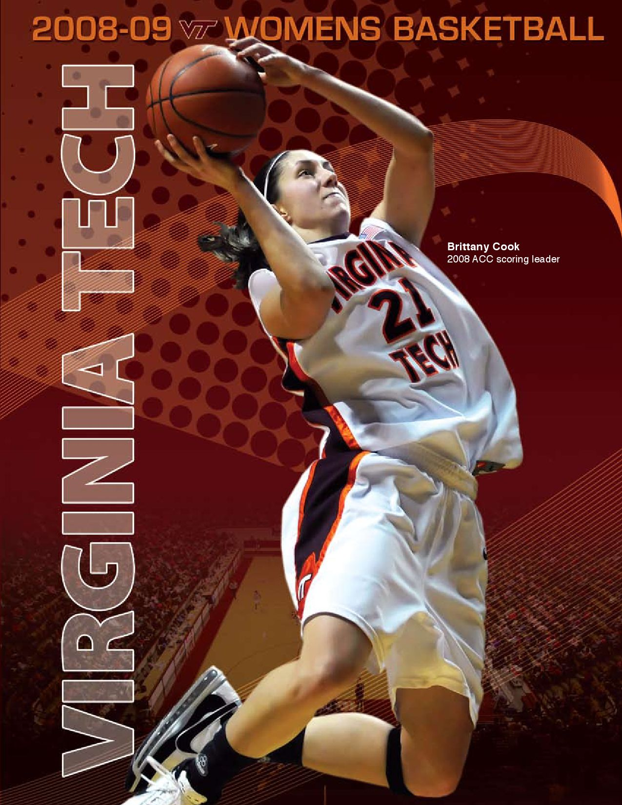 low priced eb21c d6eb5 2008-09 Virginia Tech Women s Basketball Media Guide by Virginia Tech  Athletics - issuu