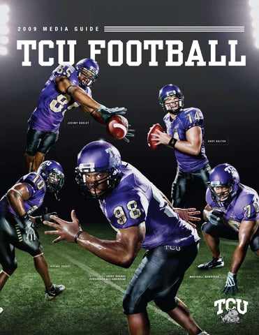 0275bfde5 2009 TCU Football Media   Recruiting Guide by TCU Athletics - issuu