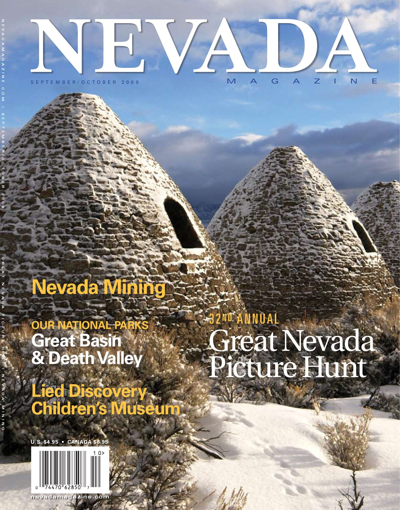 Nevada Magazine September October 2009 By Issuu Delux 80 Ruud Furnace Wiring Diagram