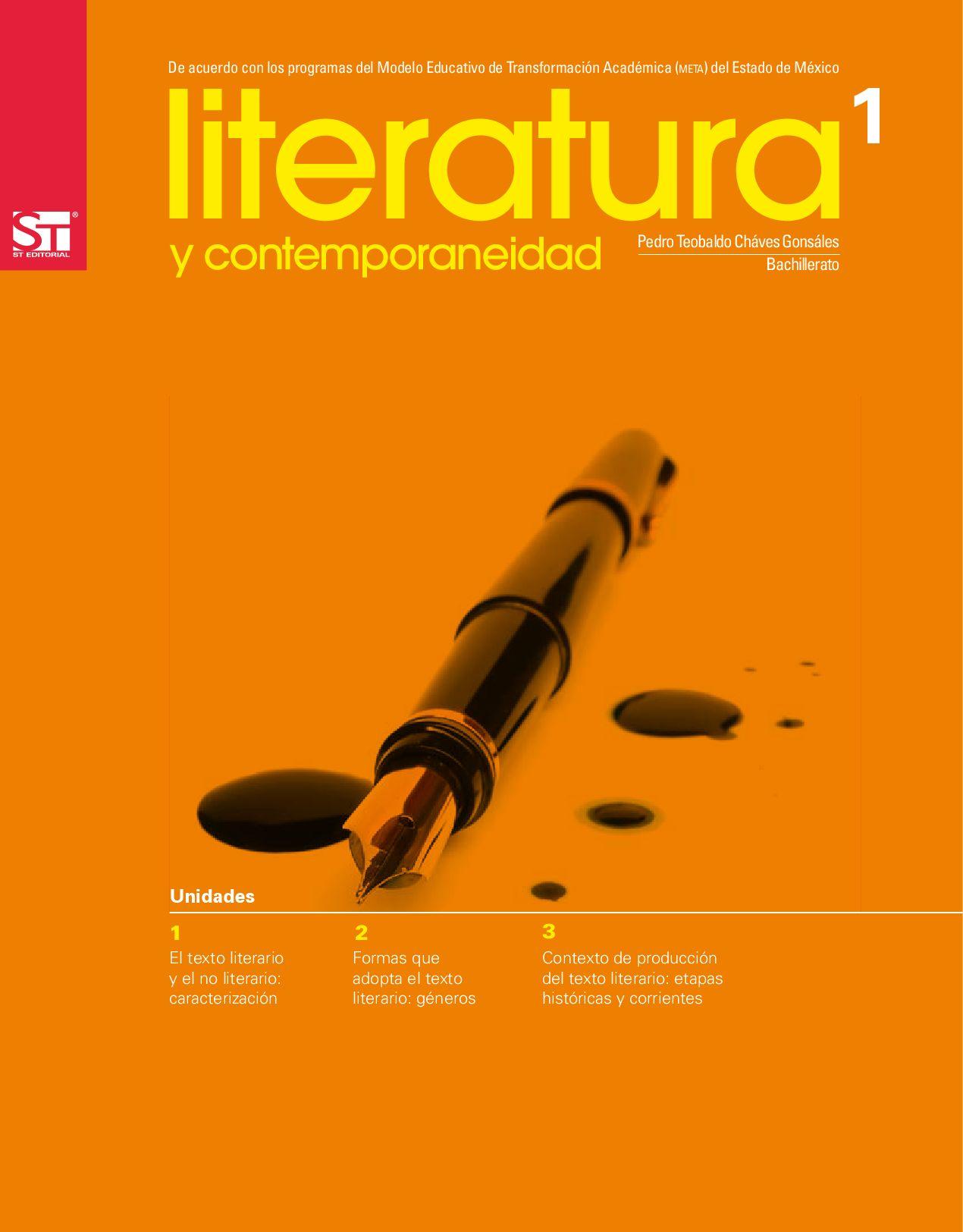 Guia bgu 2° lengua y literatura by Ramiro Segovia - issuu