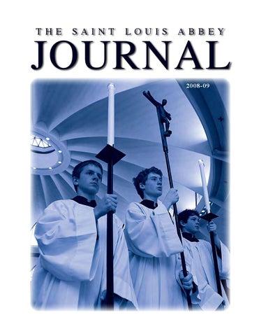 Saint Louis Priory School Journal by Saint Louis Priory