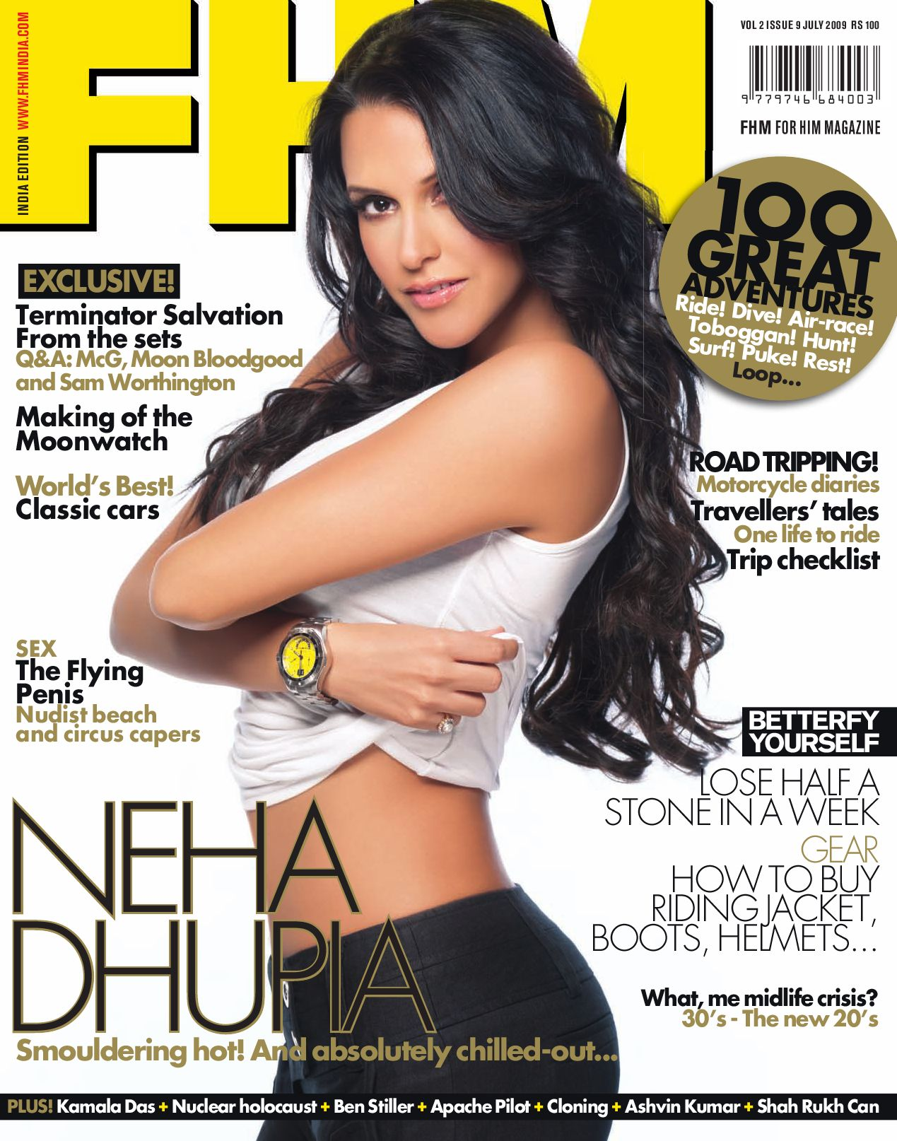 FHM INDIA MAGAZINE EBOOK