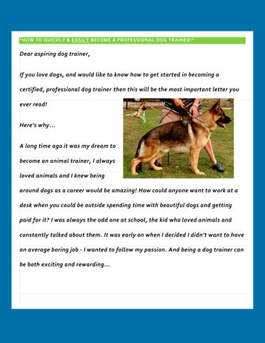 dog training books fable 2 by dogtraining books - issuu