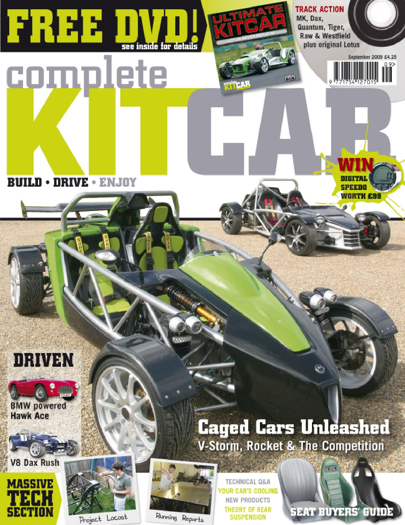 Complete Kit Car magazine September 2009 Preview by Performance ...