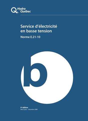 Livre Bleu By Hydro Quebec Issuu