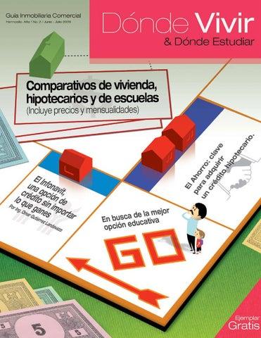 Gu a inmobiliaria d nde vivir by miriam oca o issuu for Guia inmobiliaria