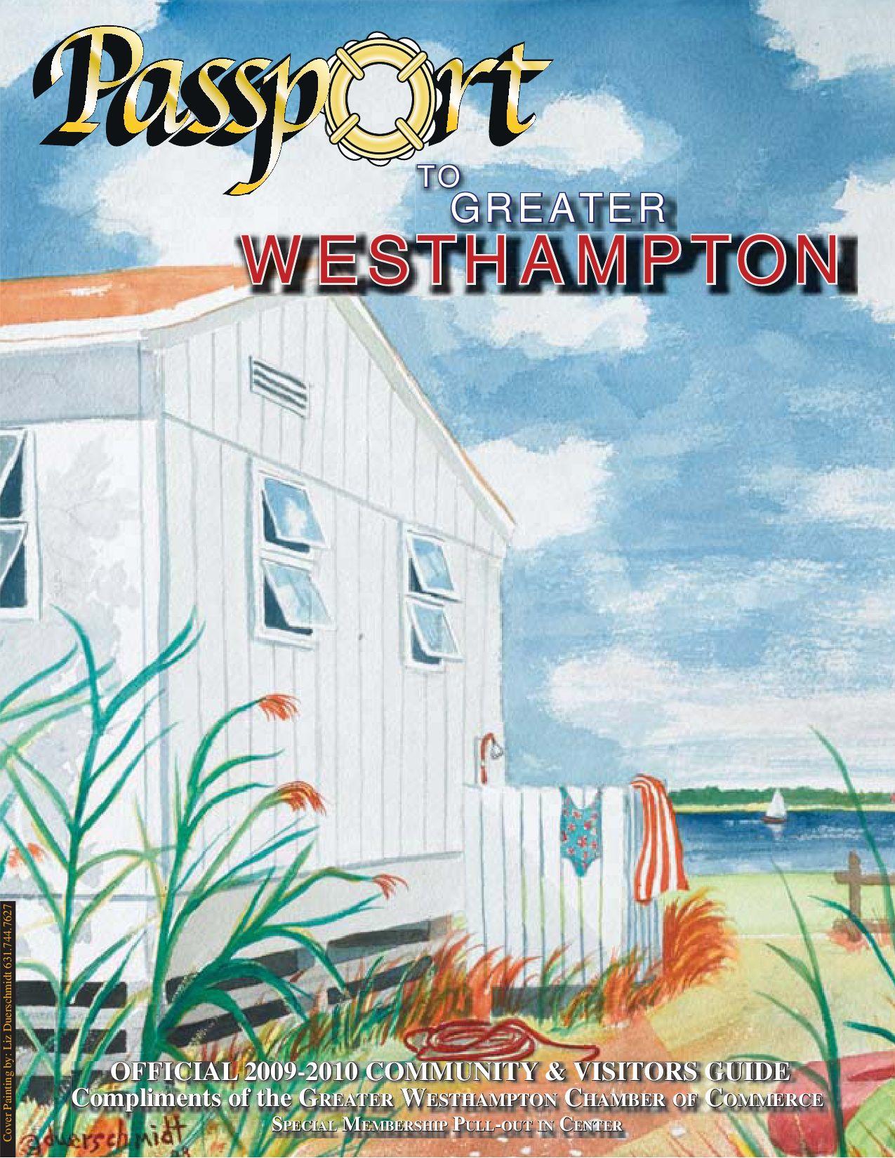 Passport To Greater Westhampton By Tom Maddaloni Issuu