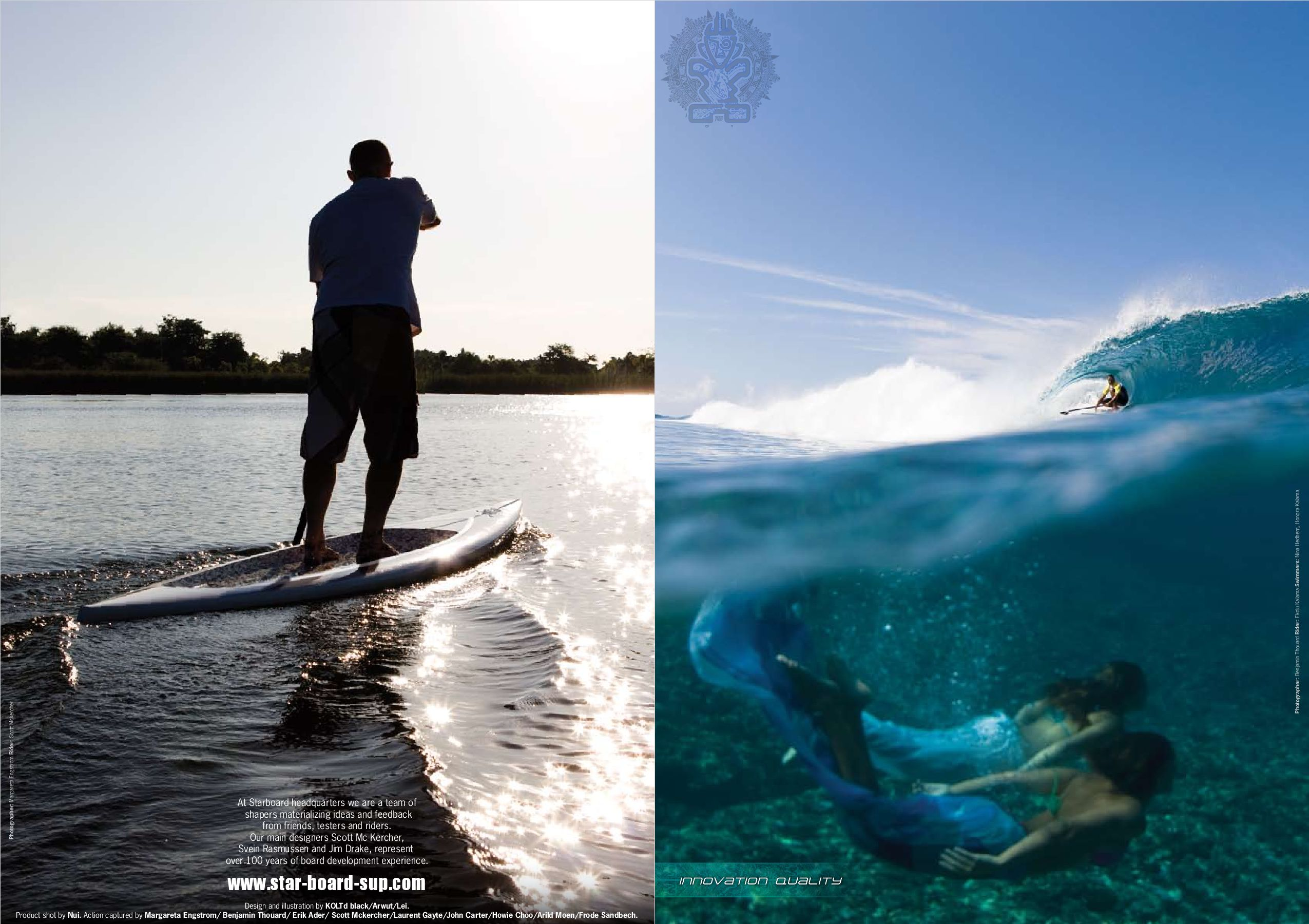 5ecf1072f0 2009 Starboard SUP Catalog by - SUP.NO - - issuu