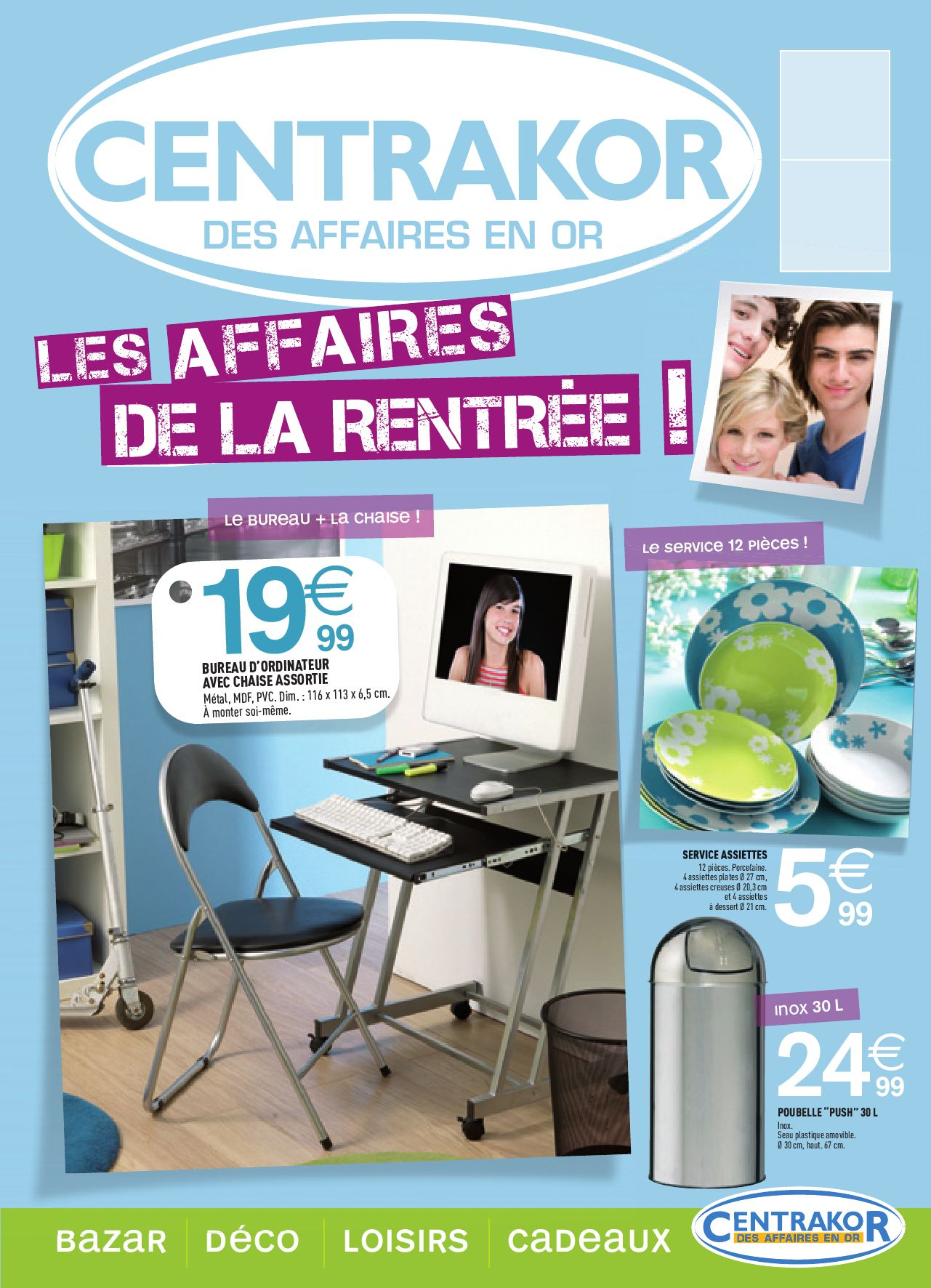 Les De By La Centrakor Affaires Issuu Rentree LMGjUpqzVS