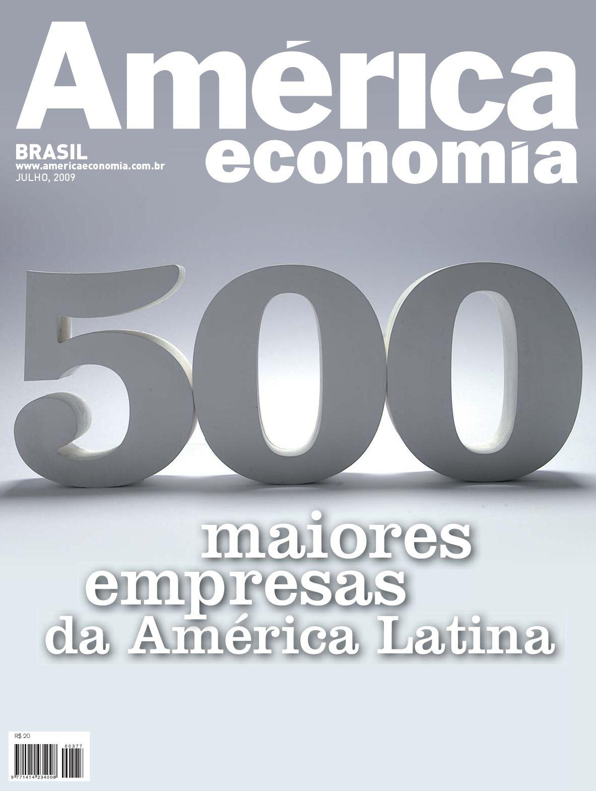 d449d1b24f0 Nº 377 Edição Brasil by AméricaEconomía - issuu