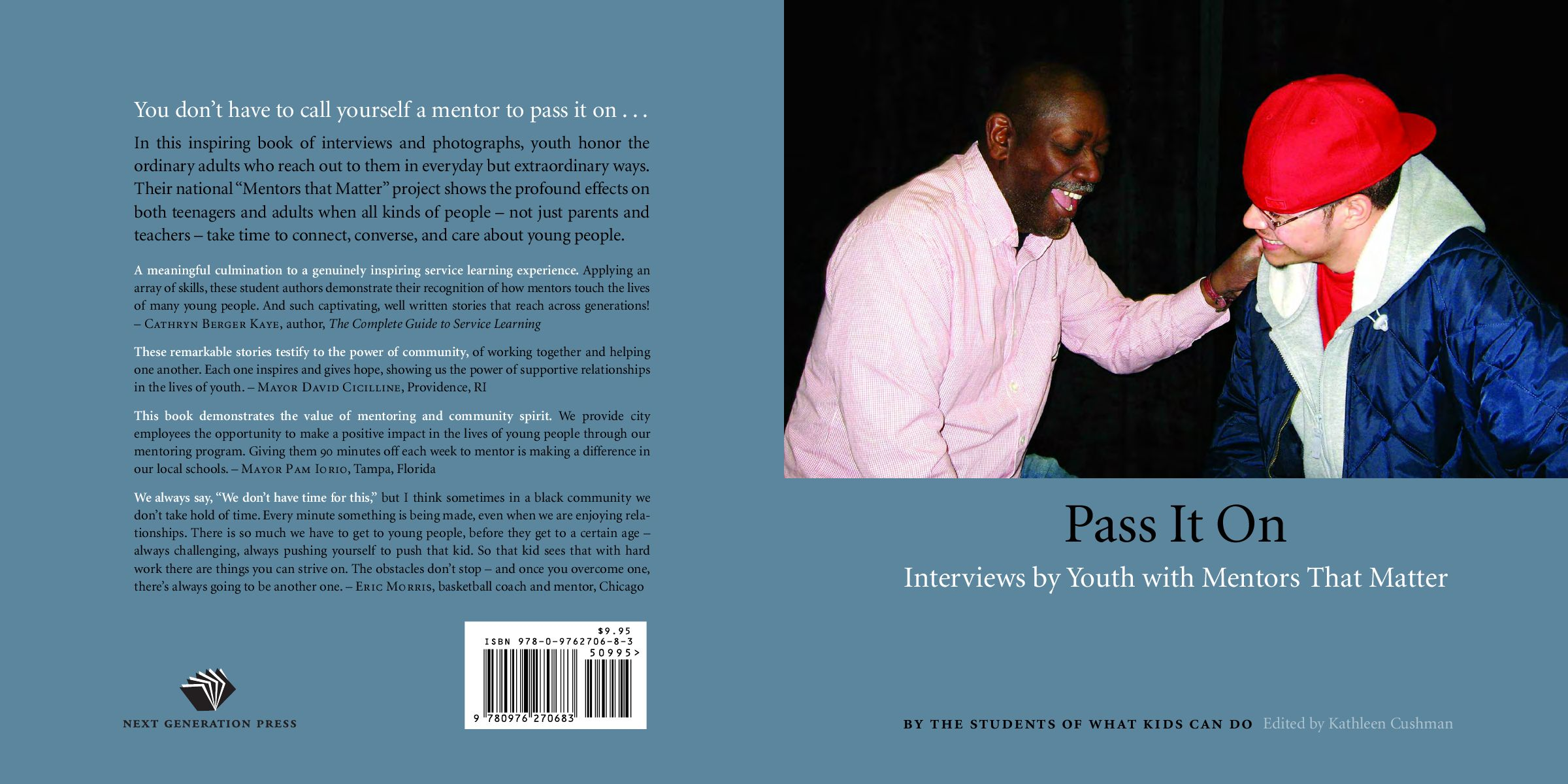 Pass It On Interviews by Youth wiht