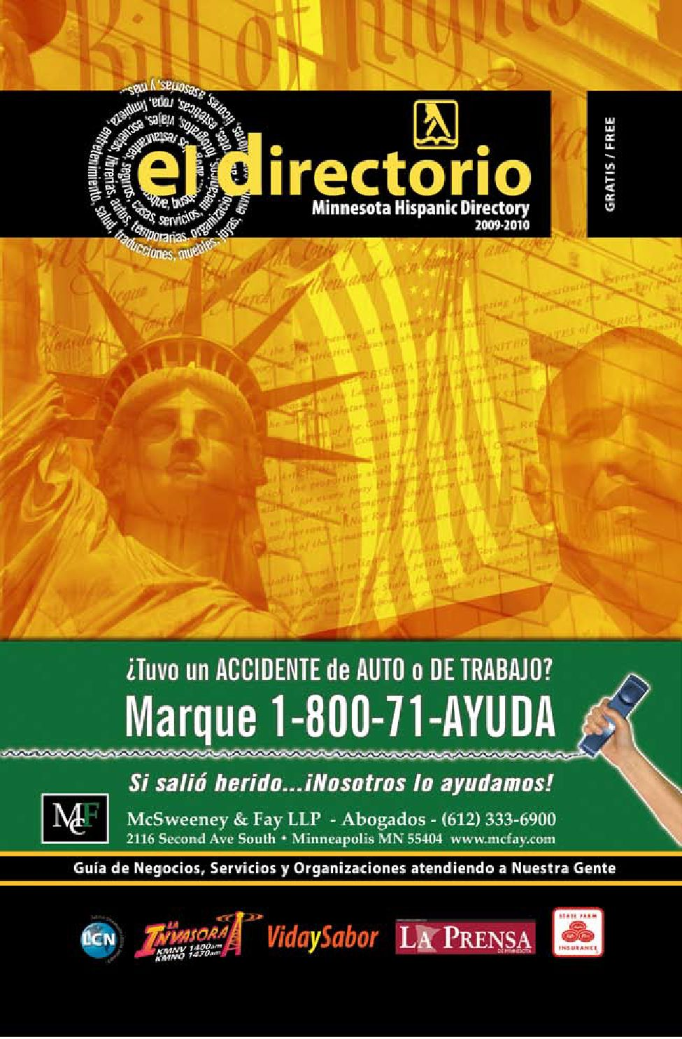 Minnesota Hispanic Directory 2009 by Latino Communications Network ...