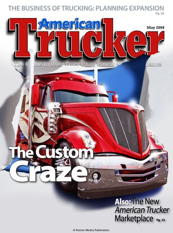 American Trucker West May Edition by American Trucker - issuu on