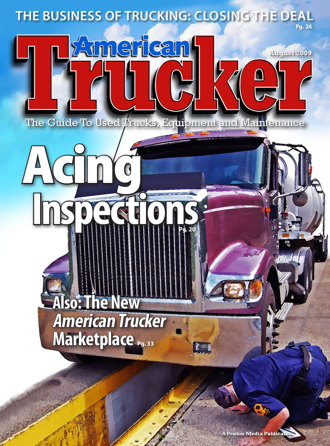 American Trucker West August Edition by American Trucker - issuu