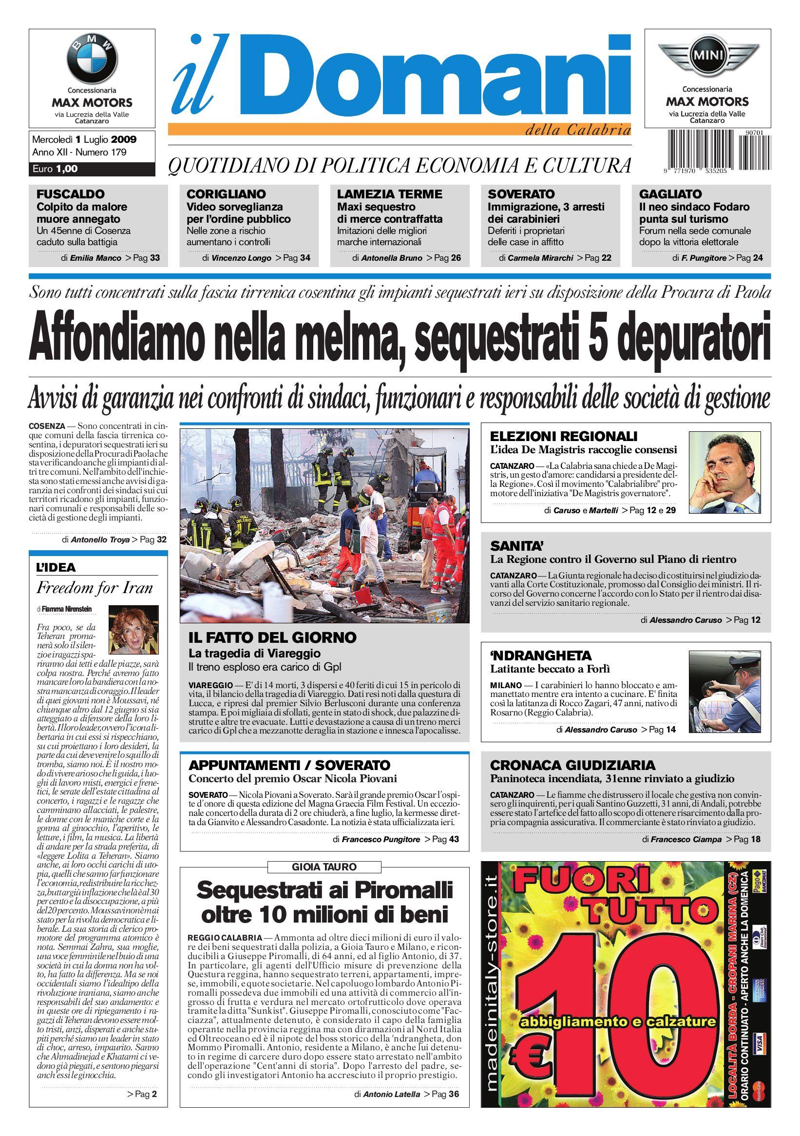 ildomani by T P Editori il Domani - issuu ace2d732530